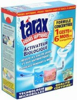 TARAX Порошок - биоактиватор для выгребных ям с ароматом сосны