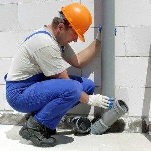 Чистовой монтаж канализационной системы в квартире