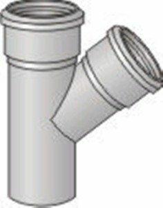Элемент системы, часто используемый при монтаже стояков и подключения определенных точек потребления