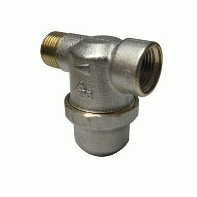 Этот фильтр, поставленный на входе в квартиру или перед гибкой подводкой, будет куда лучше предусмотренного производителем арматуры.