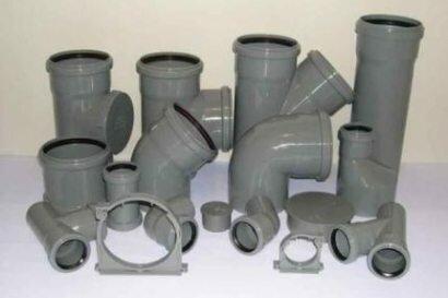 Фитинги для монтажа канализационной системы