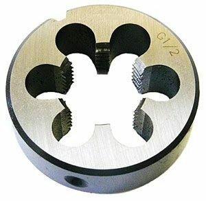 Фото плашки для нарезки внешней резьбы