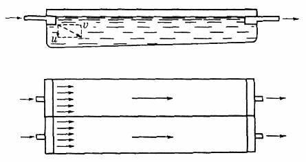 горизонтальный отстойник