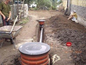 индивидуальная канализация