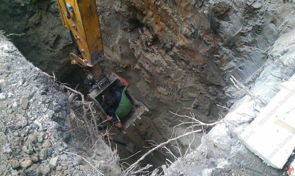 Виды выгребных ям. выгребная яма без облицовки - заиливается, стенки