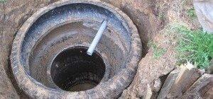 как копать канализацию