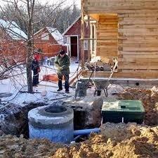 как правильно построить выгребную яму