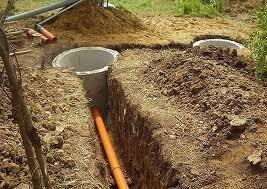Наружная система канализации