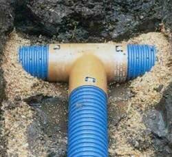 Дренаж - это система труб и сооружений