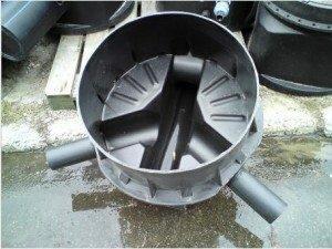 канализационный колодец пластиковый