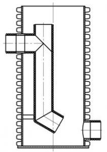 канализационный колодец устройство