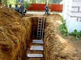 канализация водоснабжение отопление загородного дома