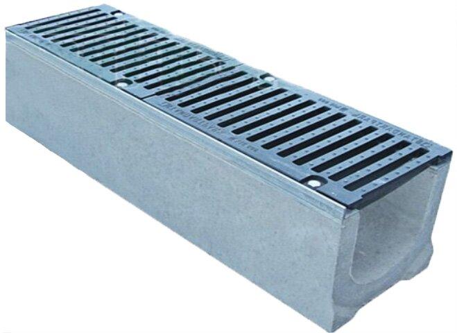 лоток дренажный бетонный
