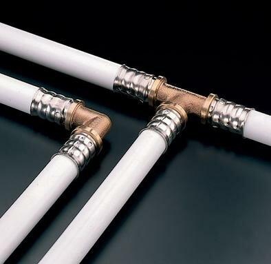 металлопластиковые трубы монтаж своими руками