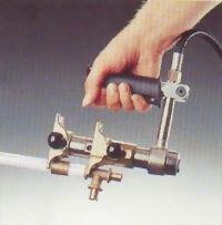 монтаж пэ труб
