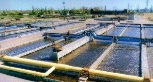 обеззараживание сточных вод