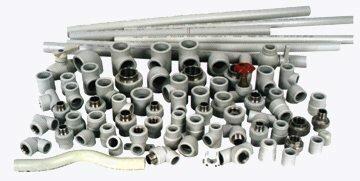 Очень важно качественно провести проектирование и расчет, чтобы точно определить, сколько и каких труб и фитингов потребуется. Из всего многообразия важно подобрать оптимальный вариант