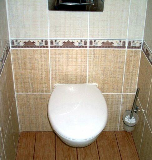 Последнее свойство особенно важно в тесных санузлах многоквартирных домов. Учтите, однако: задняя стенка станет ближе к двери как минимум на 15 сантиметров.