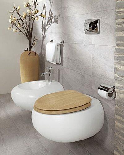 Постараемся сделать туалет таким же красивым.