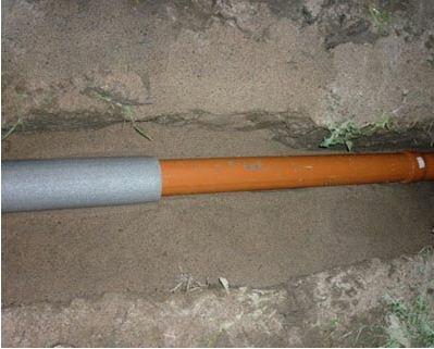 Утепление канализационных труб энергофлексом