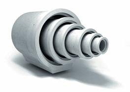 Разнообразие диаметров позволяет выбрать оптимальный вариант для любого типа трубопроводов