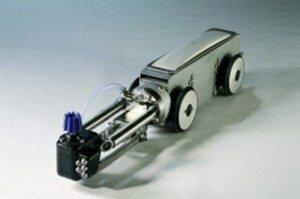 Робот для чистки канализации