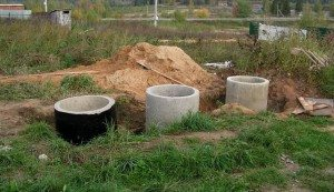 септик канализация на даче