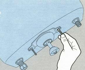 Схемы сборки арматуры обычно в комплекте.