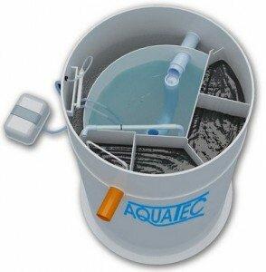 Система биологической очистки сточных вод