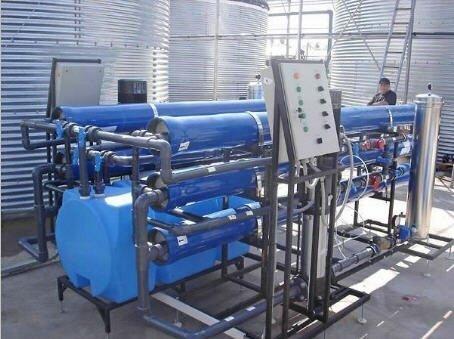система очистки сточных вод