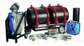 Аппарат для стыковой сварки напорных трубопроводов