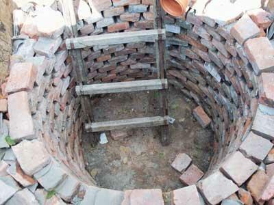 Строительство ямы
