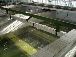 технологические пруды отстойники пластовой воды