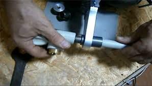 Трубы полипропиленовые: как установить свариваемые детали в насадки сварочного аппарата