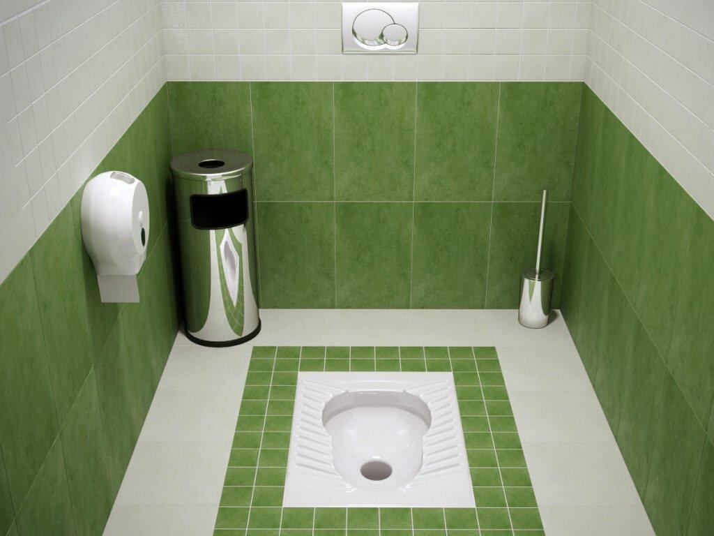 Унитаз-генуя не предназначен для домашних туалетов.