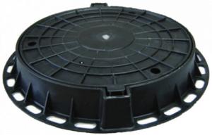 устройство колодца канализации