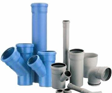 Варианты канализационных труб из полипропилена