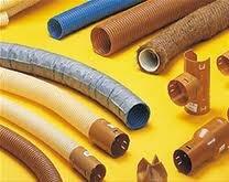 Виды дренажных труб