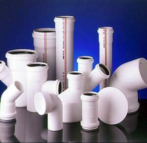 виды канализационных труб