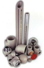 Установка металлопластиковых труб