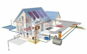 водопровод и канализация в доме