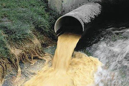 выпуск сточных вод в водоемы