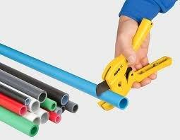 Обрезка металлопластиковой трубы